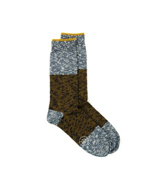 Chaussettes Montana Ocre