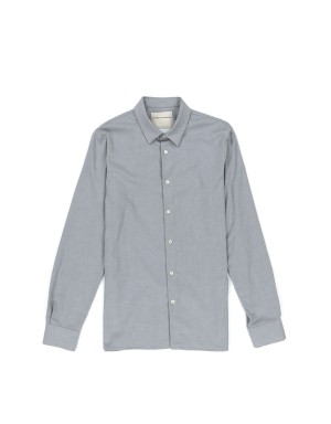 _Chemise Minute Gris Taupe