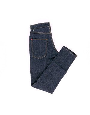 Tapered Organic Denim