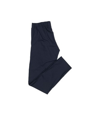 _Navy lightweight Cotton Trousers