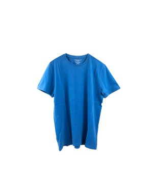 T-Shirt Cotton and Elastane Blue