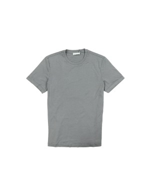 Medium Grey Supima Cotton 60/2 T-Shirt
