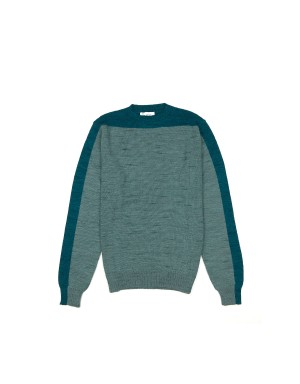 Exclusive MR - Ocean Blue Sweater