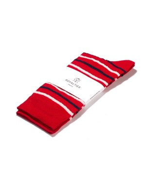 Balthus Socks Carmin