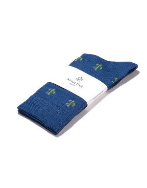 Arizona Socks Cobalt