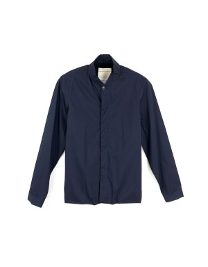 Lightweight Navy Cotton Jacket