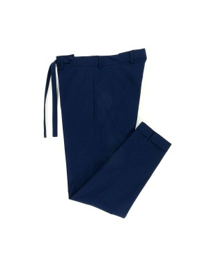 _Trousers Ocean Blue