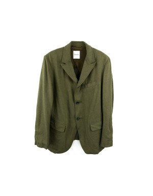 Khaki soft jacket