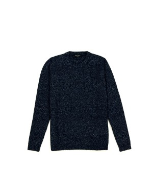 Blue Donegal Sweater