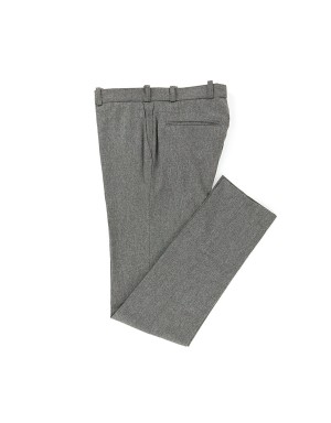Grey Wool and Cashmere Trousers