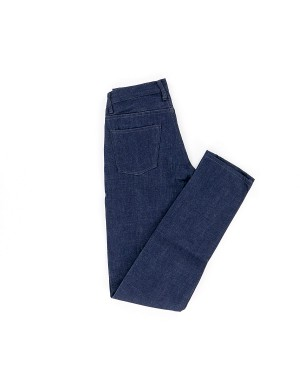 Raw Blue Slim Fit Selvedge Denim