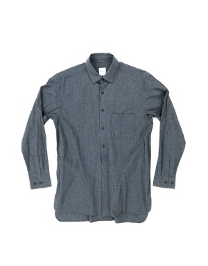 Pop Over Grey Shirt