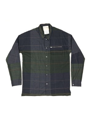 Checks Relaxed Fit Shirt