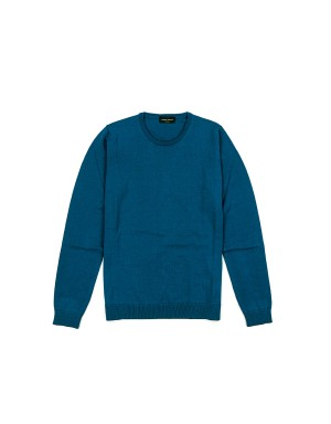 Basic Merino Sweater Teal