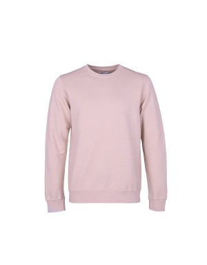 Faded Pink Organic Sweatshirt