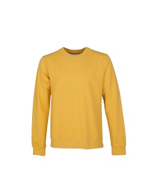 Burned Yellow Organic Sweatshirt