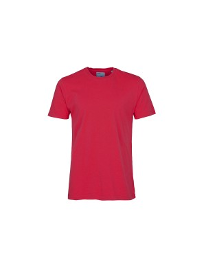 Scarlet Red Organic T-Shirt
