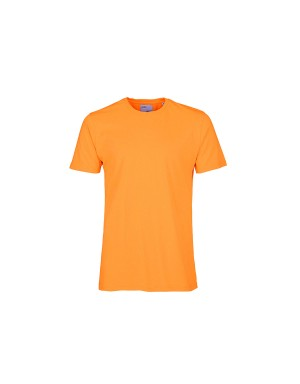 Sunny Orange Organic T-Shirt