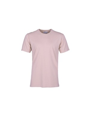 Faded Pink Organic T-Shirt