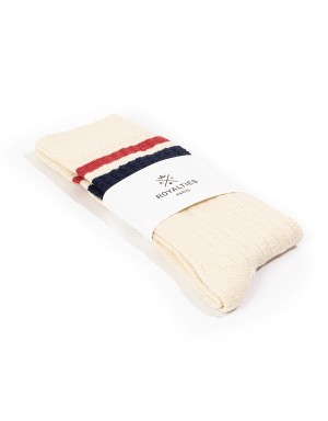 Chaussettes Bobby Ivoire