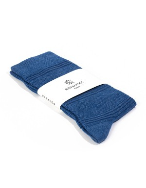 Harry Socks Cobalt Blue
