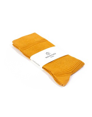 Chaussettes Harry Ocre