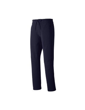 Navy Fusionknit Athleisure Trousers