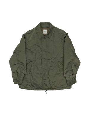 Green Coach Jacket