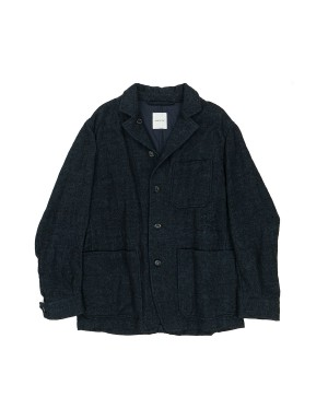 Navy Railroader Jacket