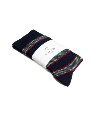 Charly Socks Navy