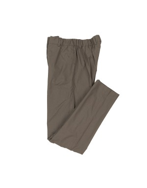 Taupe Lightweight Cotton Trousers